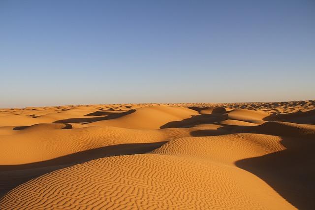tunis pustinja sahara